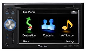 pioneer avic f7010bt double din navigation top car audio pioneer radio with navigation & backup camera at Pioneer Radio With Navigation