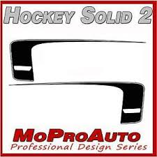 Details About Hockey 2 Dodge Charger Stripes Decals Graphics 2013 3m Pro 7 Year Vinyl 909