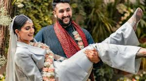 Now, three years later, the company is worth more than $1 billion, and she's emerged as the unlikely face of a women's movement. Viral Bride Sanjana Rishi Shares Her Story On Ditching Lehenga For Power Suit On Wedding Day