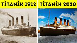 Titanik 2 Okyanusları Aşacak Ve Siz De Bu Gemide Seyahat Edebilirsiniz -  YouTube