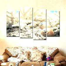 outdoor canvas wall art all weather outdoor canvas wall art tropical metal decor paint here are