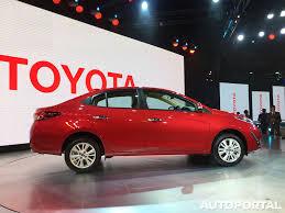 Toyota Yaris showcased at Auto Expo 2018 - AutoPortal