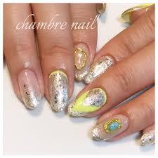 夏旅行海リゾートハンド Chambre Nailのネイルデザインno4158795