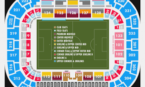 Vanderbilt Stadium Seating Chart Devconnect