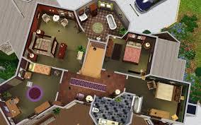 mod the sims ashland manor modern mock tudor for mansion floor plans sims 3