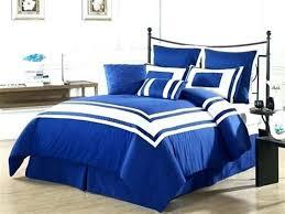 navy blue california king comforter sets