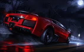 car, Red Cars Wallpapers HD / Desktop ...