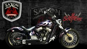 saxon motorcycles usa