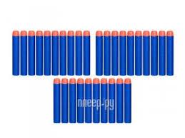 Купить <b>Hasbro NERF</b> Комплект стрел для бластеров A0351 по ...