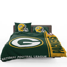 nfl green bay packers bedding