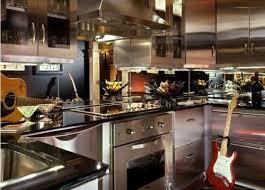 modern kitchen design 2012. Sophisticated Modern Luxury Stainless Steel Kitchen Design 2012
