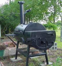 12 homemade smoker