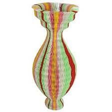 Flower Vase With Paper Buy Multicolor Handmade Paper Flower Vase Online Get 12 Off