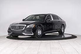 Mercedes Maybach S560 S650 For Sale Inkas Armored Vehicles Bulletproof Cars Mercedes Maybach Maybach Armored Vehicles