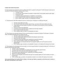 Compare Contrast Essay Rubric A Compare And Contrast Essay Example Penza Poisk