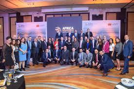 Atijari Wafa Banc Official Launch Of Africa Development Club Egypt By