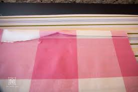 Crib Skirt Pattern Beauteous Crib Bed Skirt Make Your Own DIY Crib Skirt With This Easy Tutorial