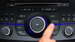 Mazda 3 Radio Lights Not Working 2013 Mazda3 Audio Control Auxiliary And Usb For The Standard Audio System Tutorial