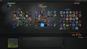 hero layout based on 6 84c winrate dota2