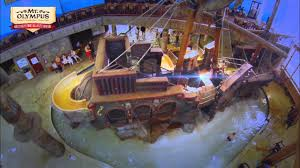 mt olympus indoor water park in wisconsin dells