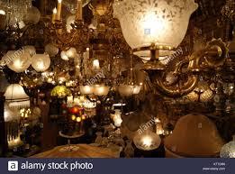 Antique Lighting Fixtures Philadelphia An Antique Light Shop In Philadelphia Stock Photo 169677389
