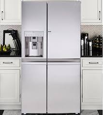 review of lg counter depth sidebyside refrigerator lsc22991st lg counter depth refrigerator t26