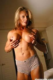 Good looking older women naked