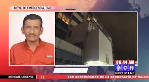 A causa de una cirrosis! fallece alcalde de Patuca, Olancho, Avelino  Betancourt #MóvilTGU   HCH.TV