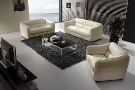 beige leather sofa set vg71