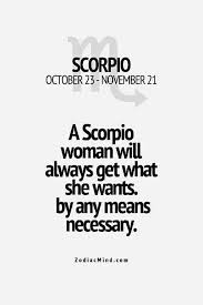 Scorpio Love Quotes Classy 48 Quotes That Prove Scorpios Are The Sassiest Of The Zodiac YourTango