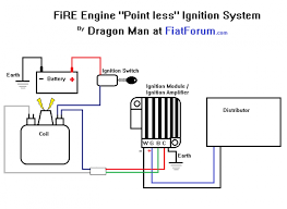 wiring diagram of ignition system wirdig wiring diagram of ignition system