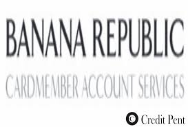 Banana Republic Credit Card Login Rewards Interest Rate