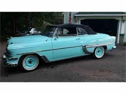 1954 Chevrolet Bel Air for Sale | ClassicCars.com | CC-895258