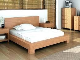 king bed frame wood. Bed Frame Wood King Size Futon Frames Reinforce Wooden Modern Platform Queen Plans Single Woodworking