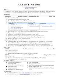 scrum master resume doc 1