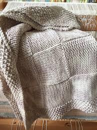 Ezras Buttery Soft Blanket pattern by Laurie Kimmelstiel Blanket