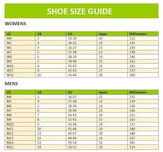 Fit Size Guides Crocs New Zealand