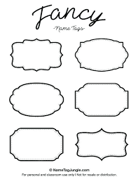 Template For Place Cards Free Free Table Name Tags Template Printable Wedding Place Cards