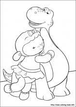 Doc Mcstuffins Coloring Pages On Coloring Bookinfo