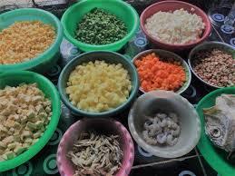 Tinutuan adalah makanan yang berasal dari campuran berbagai macam sayuran, tidak mengandung daging, sehingga makanan ini dijamin sehat bagi kalian yang menyukai sayuran. Kuliner Warisan Raja Melayu Culinary Heritage Of The Melayu King Steemit