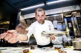 Guillaume Veyssière Restaurant Gastronomique La Ruelle Angoulême