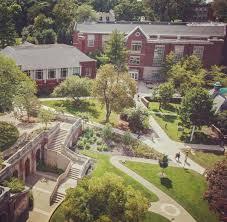 Chatham University Pa Program Shadyside Campus Looks Good From Above Chatham University