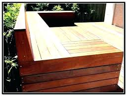 storage bench with seating