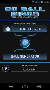 Bingo Ball Generator 90 Ball Bingo 1 0 Free Download