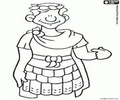 Kleurplaten Romeinse Rijk Kleurplaat