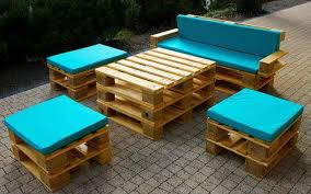 pallets outdoor furniture. Diy Pallet Handmade Patio Furniture Pallets Outdoor