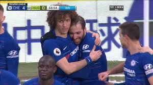 Keduanya punya catatan apik, diantaranya aguero sudah mencetak 22 gol pada musim ini. Chelsea S Gonzalo Higuain Scores On Brilliant Strike Against Huddersfield Nbc Sports