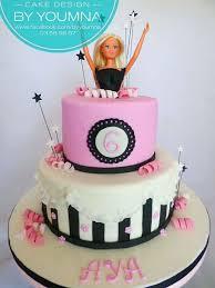 Barbie Cake Cake By Cake Design By Youmna Cakesdecor