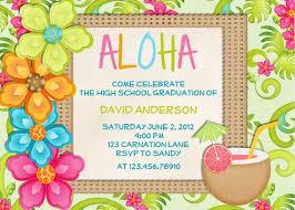Hawaiian Pool Party Invitations Hawaiian Party Invitations Free Printable Random Party Ideas In