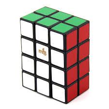 MF8 <b>Unequal</b> 2x3x4 <b>Camouflage</b> Magic Cube Professional Speed ...